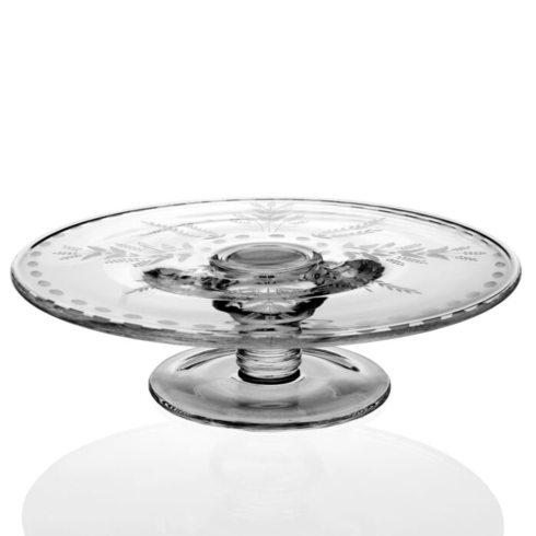 $325.00 Portia Footed Serving Plate