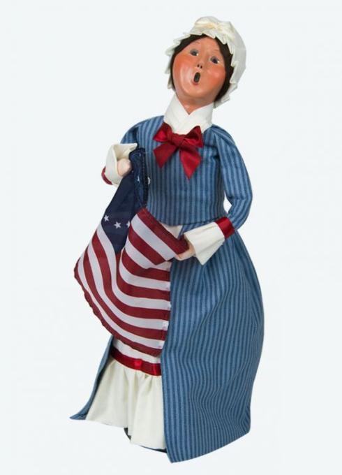 $76.00 Betsy Ross Caroler