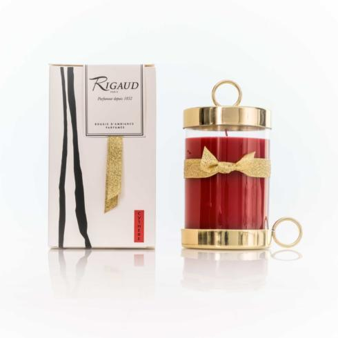 $100.00 Cythere Large Gold Candle