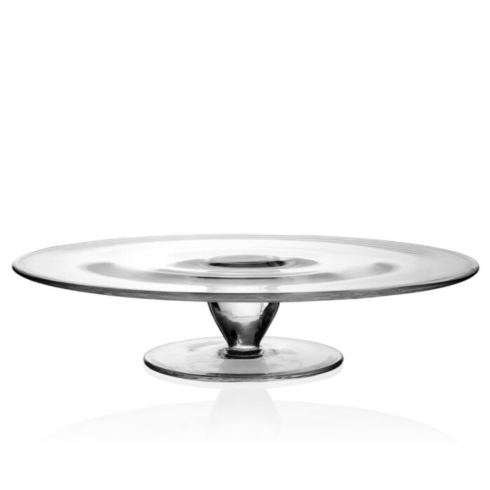 $310.00 Classic footed serving platter