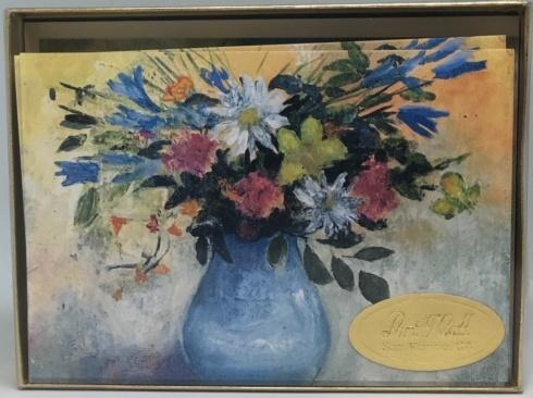 $30.00 Flower Oil Painting Cards (Set of 10) by Suzanne Crowell