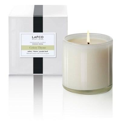$65.00 Celery Thyme - Dining Room Candle (15.5oz)