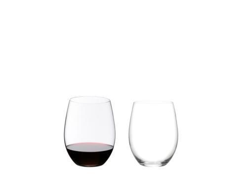 $60.00 Pair of Stemless Cabernet / Merlot Glasses