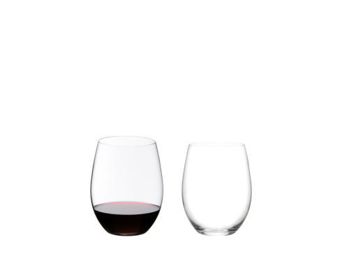 $60.00 Pair of Stemless Cabernet / Merlot Glasses