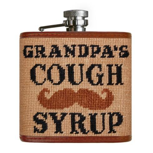 $65.00 Grandpa\'s Cough Syrup Flask