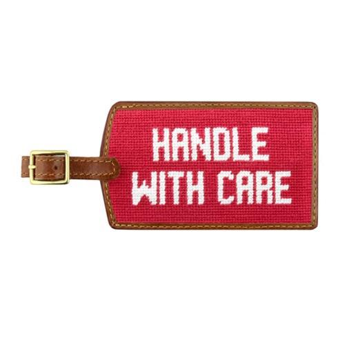 $35.00 Handle with Care Luggage Tag