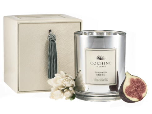 $65.00 Tuberose and Wild Fig Candle