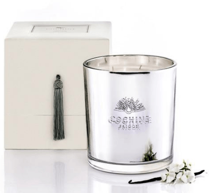 Vanille and Tabac Noir 4-Wick Candle