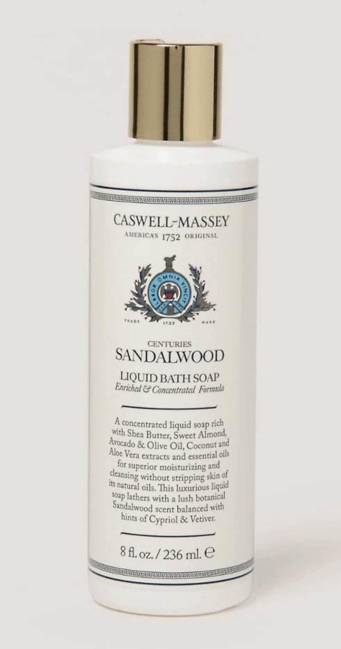 $24.00 Centuries Sandalwood Lq Soap