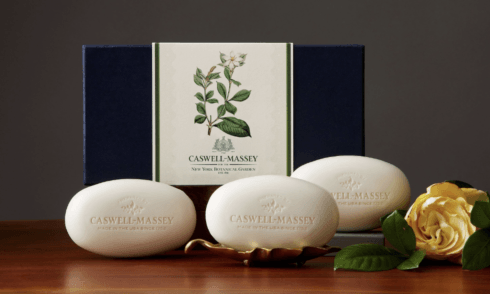 $24.00 Gardenia 3 Soap Set