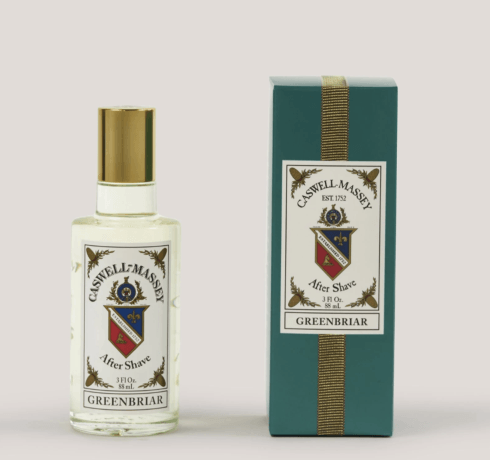 $38.00 Greenbriar Aftershave