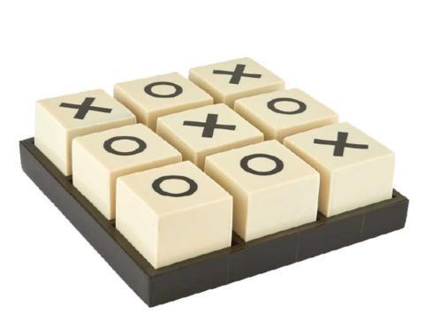 $105.00 Tic Tac Toe Set