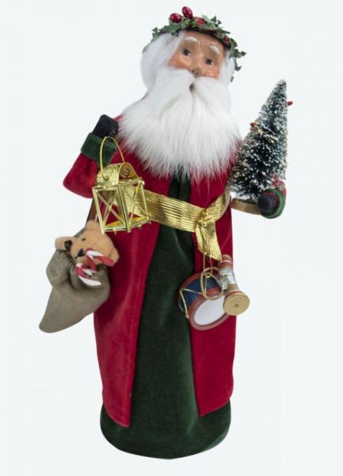 $84.00 English Santa Caroler