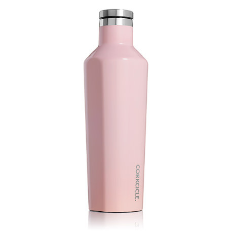 Canteen 16 oz Gloss Rose Quartz