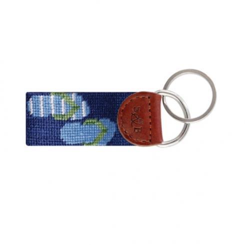 $30.00 Flip Flops Key Fob