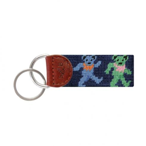 $30.00 Grateful Dead/Dancing Bears Key Fob
