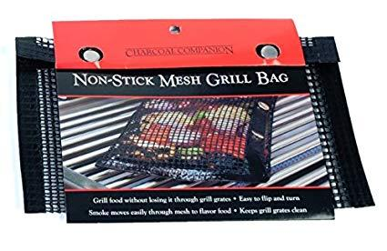 $13.99 Non-Stick Medium Mesh Grill Bag