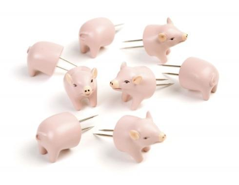 $12.99 Pig Corn Holders