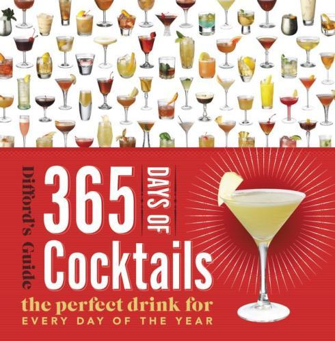 $25.00 365 Days of Cocktails