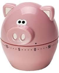 $7.99 Piggy Wiggy Timer