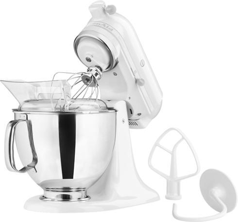 $429.99 5 qt Artisan Stand Mixer - White