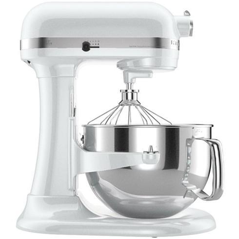 $499.99 6 qt Pro Stand Mixer - White