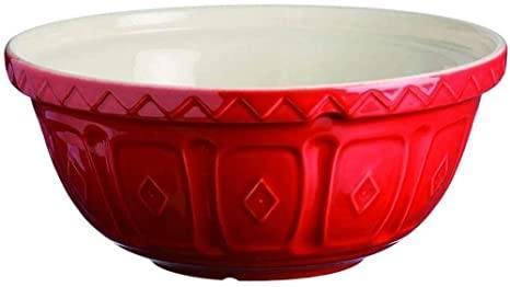 $34.99 #18 Red Mixing Bowl
