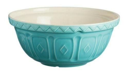 $42.99 #12 Mixing Bowl - Turquoise