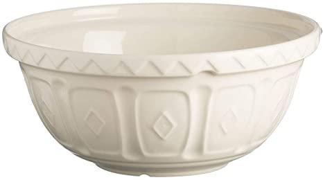 $42.99 #12 Cream Mixing Bowl