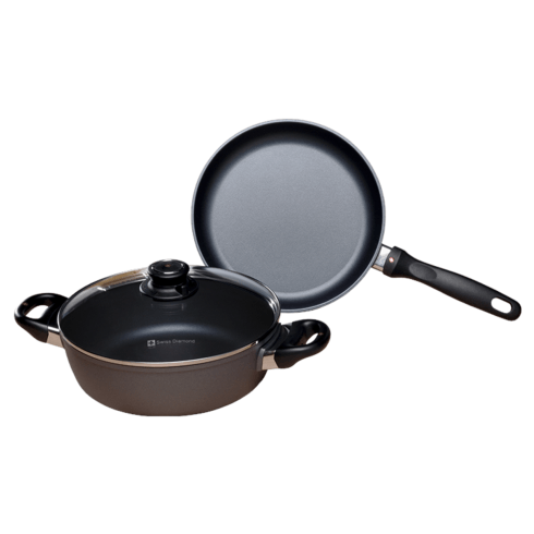 "$295.00 10"" Fry Pan & 3.2 qt Casserole Set"