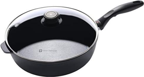 """$279.99 12"""" Saute Pan with Lid"""