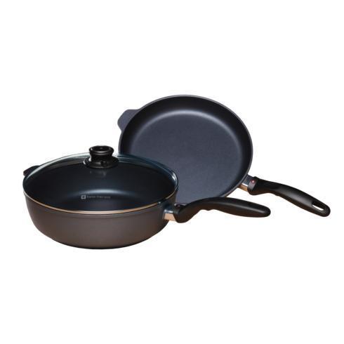 $299.98 3 Piece Set Fry/Saute Pan with Lid