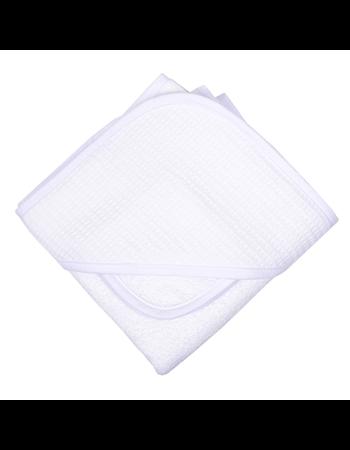 Simply White Pique Boxed Towel Set