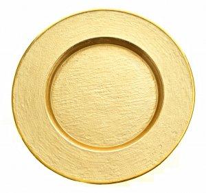 Badash   Gold Glamour Charger $42.00