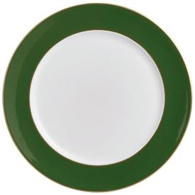Green Service Plate