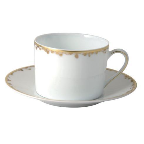 Bernardaud  Capucine Tea Cup and Saucer $118.00