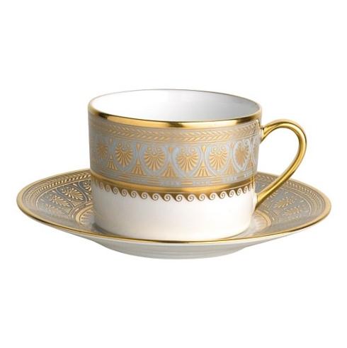 Bernardaud  Elysee Elysee Cup and Saucer $238.00