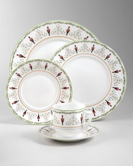 Bernardaud  Grenadiers Dinner Plate $84.00