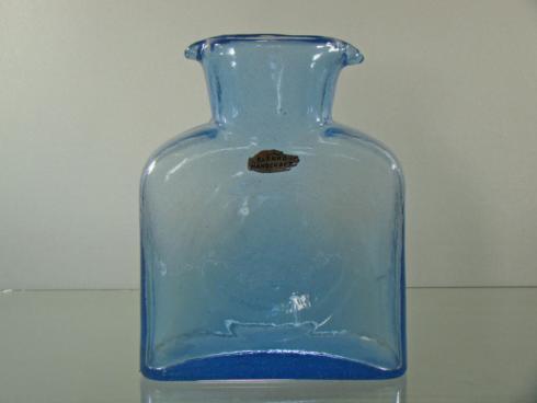 $53.00 Crystal Water Bottle - Light/Sky Blue