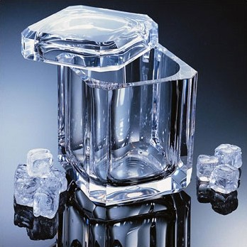 $130.00 Swivel Top Ice Bucket