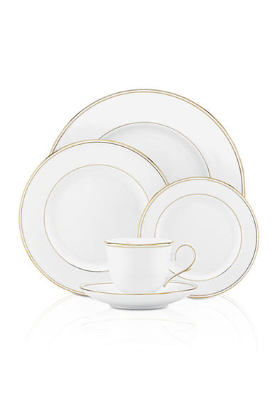 Lenox  Federal Gold 5 Piece Place Setting $143.00