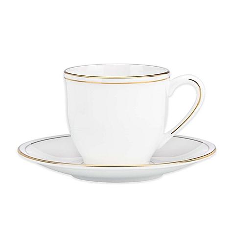 Lenox  Federal Gold Tea Cup & Saucer $57.00
