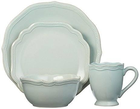 Lenox  French Perle Bead - Ice Blue 4 Piece Place Setting $86.00