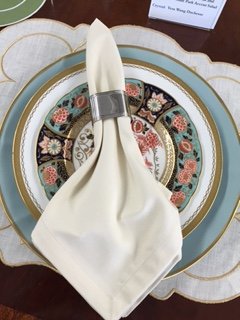 Skyros Designs  Linho Napkins Ivory (Set of 4) Napkins $50.00