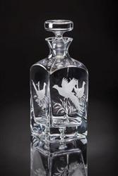 $279.00 Pheasant Decanter