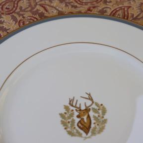 Pickard Charlotte Moss Motif collection