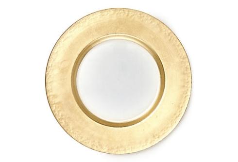 Badash   Gold Charger $35.00