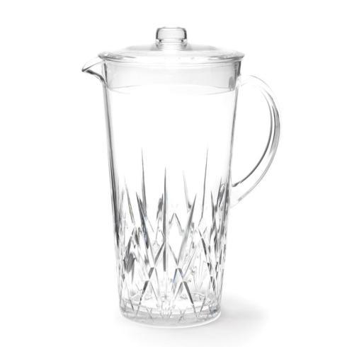 Q Squared   Aurora Crystal Pitcher $40.00