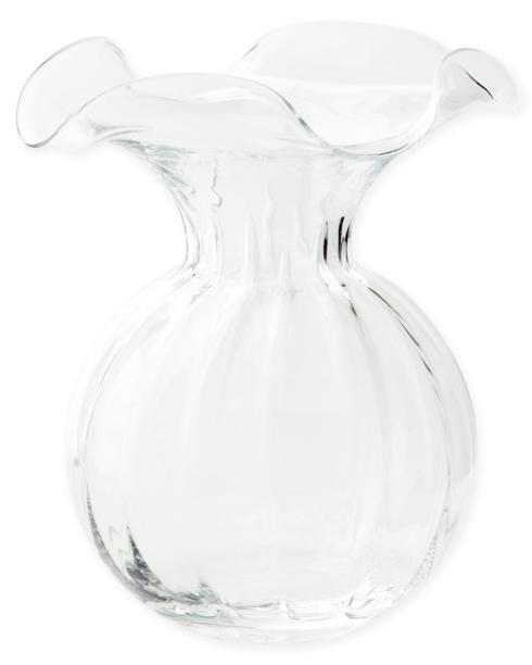 Hibiscus Glass Medium Fluted Vase collection with 1 products