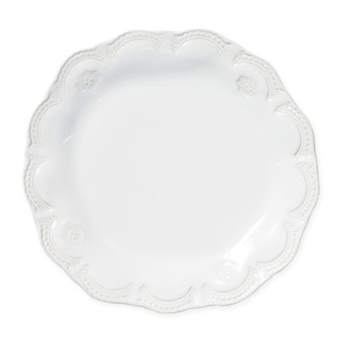 Provence Exclusives  Vietri Incanto Stone White Lace Dinner Plate $46.00